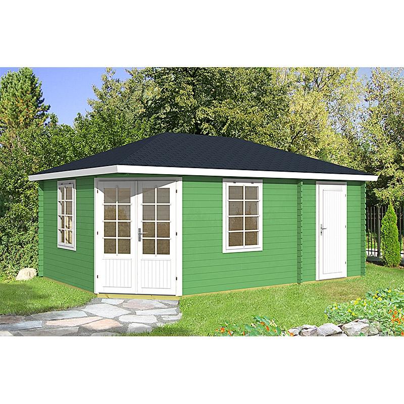 f nfeck gartenhaus napoli b 40mm 5 39 629 00 chf. Black Bedroom Furniture Sets. Home Design Ideas