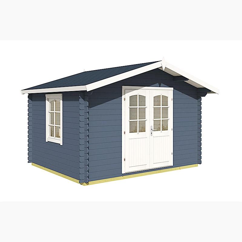 gartenhaus alabama 2 39 130 00 chf. Black Bedroom Furniture Sets. Home Design Ideas