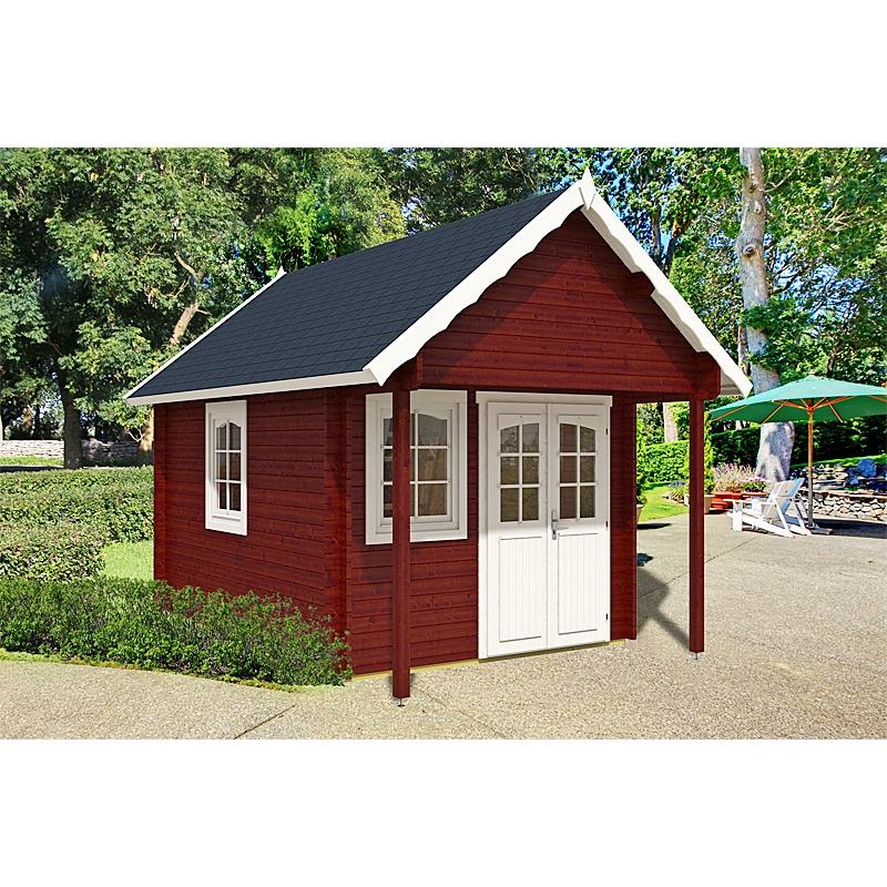 gartenhaus bunkie 4 39 267 50 chf. Black Bedroom Furniture Sets. Home Design Ideas