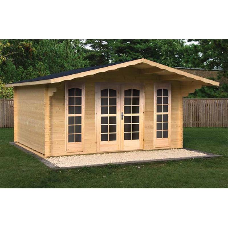 gartenhaus camilla b 3 39 187 50 chf. Black Bedroom Furniture Sets. Home Design Ideas