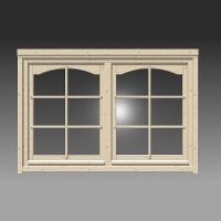 Fenster - Fenster mit rundbogen ...