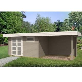 flachdach gartenhaus oriental 3 mit schleppdach 300 cm 3 39 037 50 chf. Black Bedroom Furniture Sets. Home Design Ideas