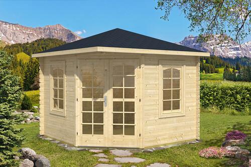 Fünfeck Gartenhaus Victoria B 28mm, 2'150,00 CHF