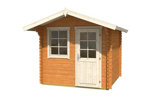 gartenhaus meiringen 260x220cm 40mm 1 39 795 00 chf. Black Bedroom Furniture Sets. Home Design Ideas