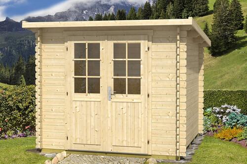 Pultdach Gartenhaus Gloria D 1 39 717 50 Chf