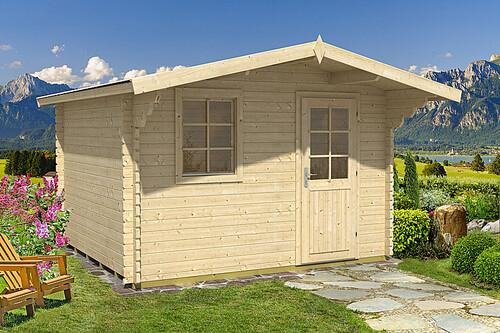 gartenhaus lugo 40mm 2 39 550 00 chf. Black Bedroom Furniture Sets. Home Design Ideas