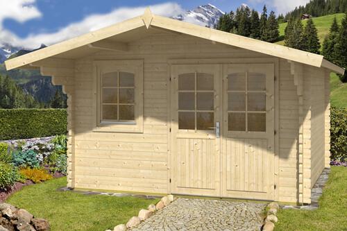 gartenhaus mari a 2 39 550 00 chf. Black Bedroom Furniture Sets. Home Design Ideas
